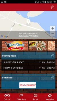 New York Pizza Oven screenshot 2