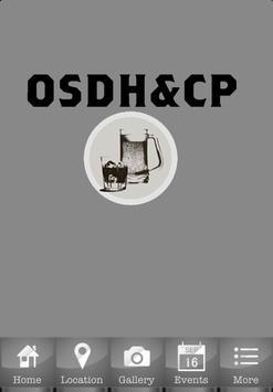 Oak Street Drafthouse Denton poster