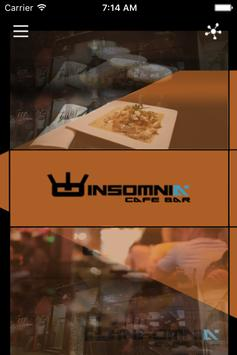 Insomnia Cafe Bar Polis poster