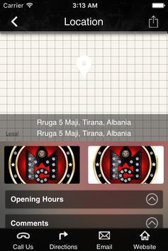 MOSCOW CLUB ALBANIA apk screenshot