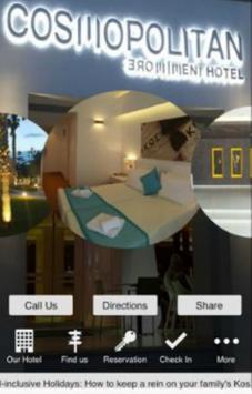 Cosmopolitan Hotel screenshot 6