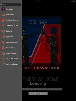Oshima Fitness at Home apk screenshot