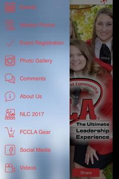 Oklahoma FCCLA screenshot 2