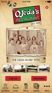 Ojeda's Restaurant poster