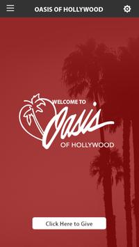 Oasis of Hollywood poster