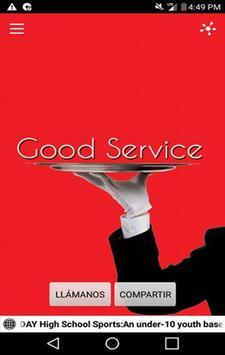 Good Services screenshot 2