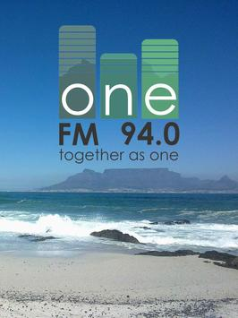 One fm 94.0 apk screenshot