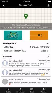 Old Strathcona Farmers Market 스크린샷 3