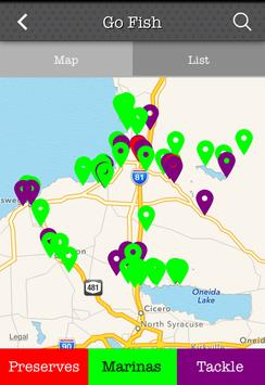 Oswego County Fishing screenshot 1