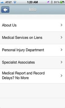 Orthopedic Pain Management screenshot 1
