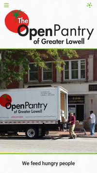 The Open Pantry-Greater Lowell apk screenshot