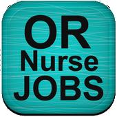 OR Nurse Jobs icon