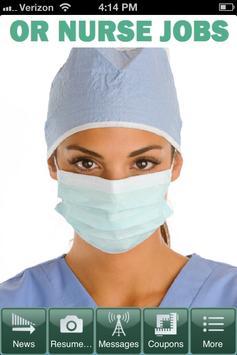 OR Nurse Jobs apk screenshot