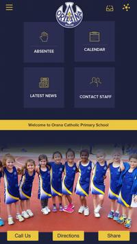 Orana Catholic Primary School poster