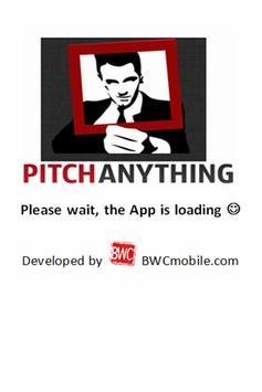 Pitch Anything by Oren Klaff apk screenshot