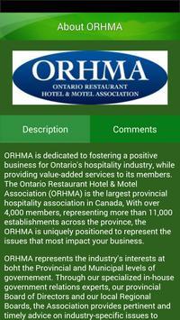 ORHMA Golf apk screenshot