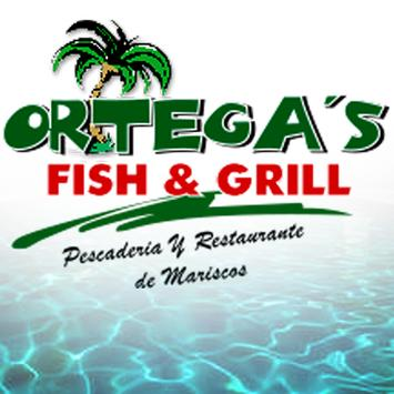 Ortegas Fish & Grill poster