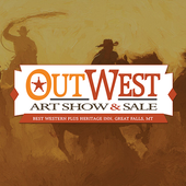 Out West Art Show icon