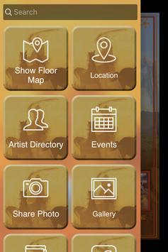 Out West Art Show apk screenshot