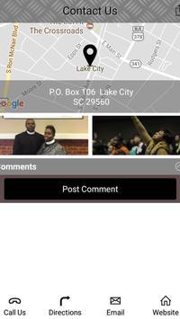 Onika T. Brown Ministries apk screenshot
