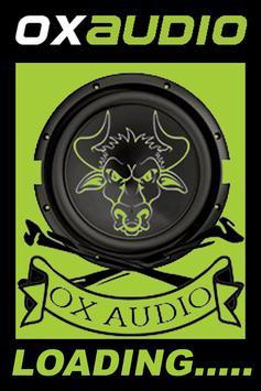 Ox Audio poster