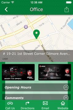 PC Gilmore apk screenshot