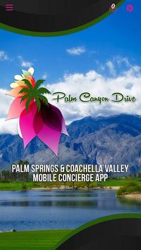 Palm Canyon poster