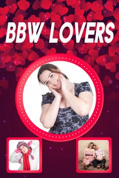 BBW LOVERS poster