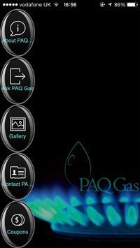 PAQ Gas Services poster