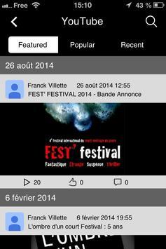 Fest' festival apk screenshot