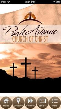 Park Avenue Church of Christ apk screenshot