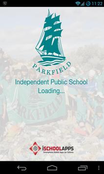 Parkfield Primary School poster