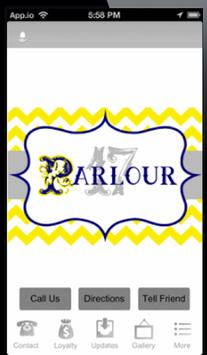 Parlour 17 poster