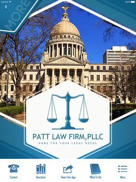 Patt Law Firm, PLLC apk screenshot