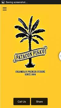Patacon Pisao poster