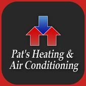 Pat's Heating icon