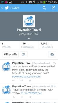 Paycation Travel screenshot 2