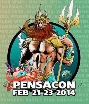 Pensacon poster