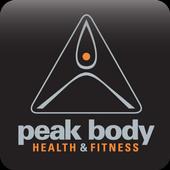 Peak Body Health & Fitness icon