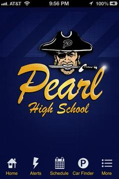 Pearl High School poster