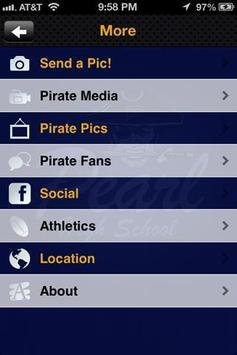 Pearl High School apk screenshot