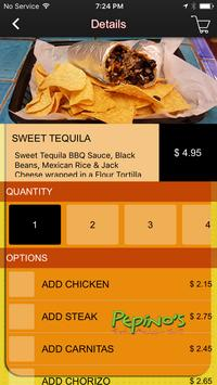 Pepinos Fresh Mexican Grill apk screenshot
