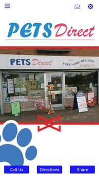 PETS Direct Poole poster