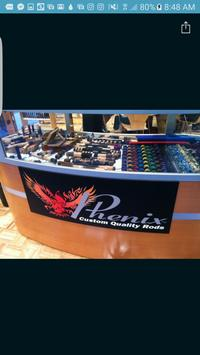 Phenix Rods apk screenshot