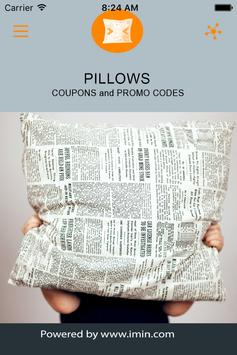 Pillows Coupons - I'm In! poster