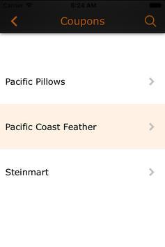 Pillows Coupons - I'm In! apk screenshot