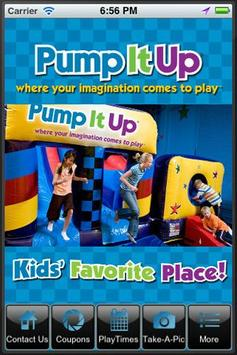 Pump It Up Freehold, NJ poster