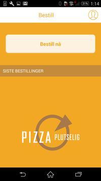 PIZZA PLUTSELIG screenshot 2