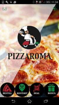 Pizzaroma poster