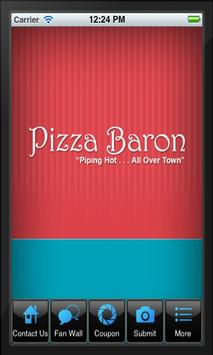 Pizza Baron poster